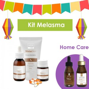 Kit Melasma - Promoções/Julho