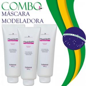 Combo Máscara Modeladora - Promoção Setembro