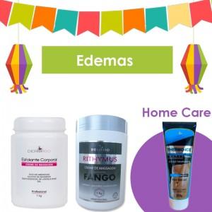 Edemas - Promoções/Julho