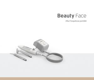 Beauty Face Alta Frequência Portátil - Bivolt - HTM