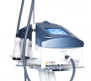 Dermovac Led Shape - Vacuoterapia + Radiofrequência + Leds de Alta Intensidade - Bioset