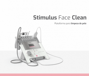 Stimulus Face Clean aparelho de Limpeza de pele - HTM