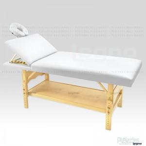 Maca de Massagem Reclinável Fixa Com Altura Regulável Plêides - Legno