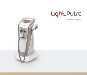Light Pulse HTM - Aparelho de Luz Intensa Pulsada para Estética