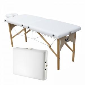 Mesa para Massagem Maleta Ibiza com ALTURA FIXA - Salus