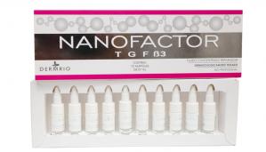 MONODOSES NANOFACTOR TGF B3 - DERMRIO