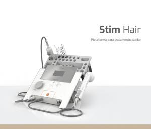 Stim Hair aparelho de Tricologia - HTM
