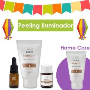 Peeling Iluminador - Promoções/Julho