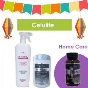 Celulite - Promoções/Julho