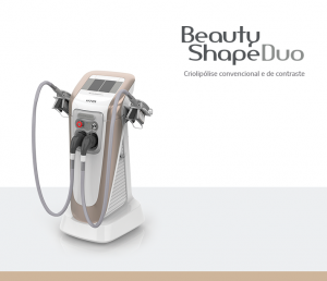 Beauty Shape DUO HTM - Aparelho de Criolipólise