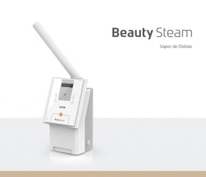 Beauty Steam Vapor de Ozônio e Aromaterapia 360° - HTM