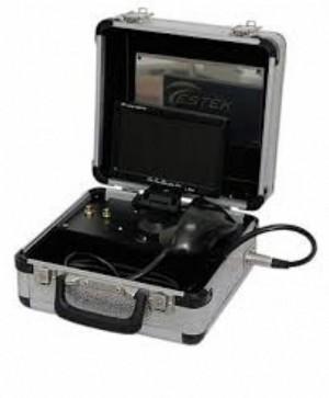 Vídeo Microscópio com Monitor Portátil - Estek