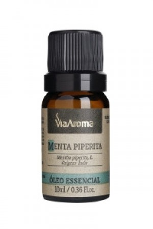 OLEO ESSEN. MENTA PIPERITA - 10ML VIA AROMA