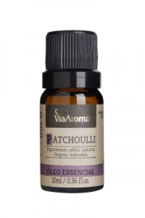 OLEO ESSEN. PATCHOULLI - 10ML VIA AROMA