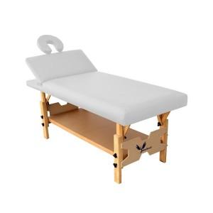 Mesa para Massagem Fixa Reclinável - SPA PREMIUM SALUS