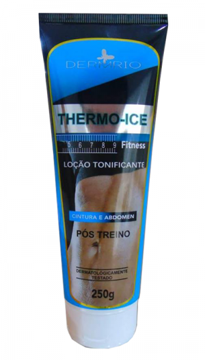 ThermoIce Fitness 250g - Dermrio