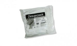 Touca Turbante descartável com elástico - Descarpack